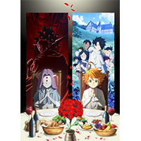 約束のネバーランド Blu-ray&DVD/CD