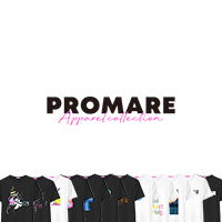 PROMARE Apparel collection