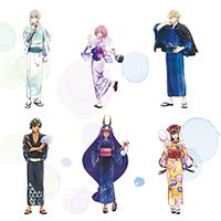 劇場版 Fate/Grand Order -神聖円卓領域キャメロット - ANIPLEX+限定全国共通前売券&グッズ