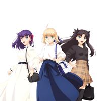 劇場版「Fate/stay night [Heaven's Feel]」神戸オリジナルグッズ